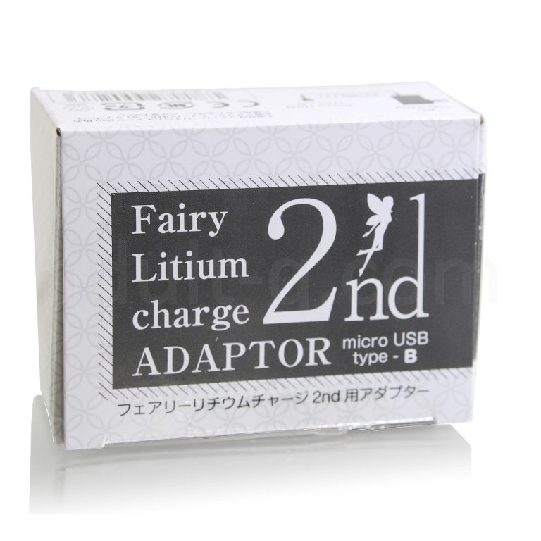 フェアリーリチウムチャージ2nd用 ACアダプター パッケージ