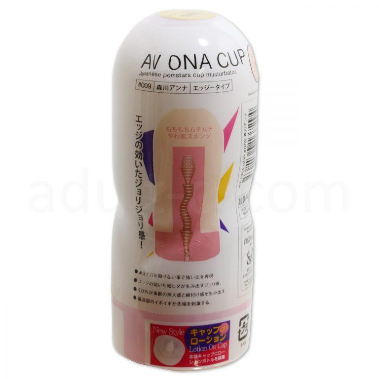 AV ONA CUP #009 森川アンナ 詳細